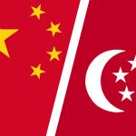 China-Singapore-flag